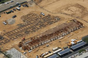 Aerial Construction Photo