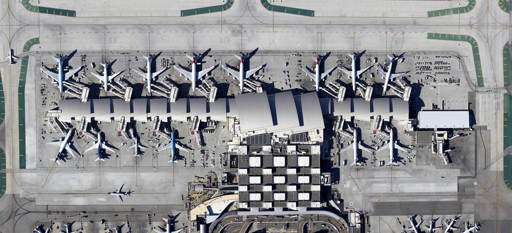 International Terminal at LAX