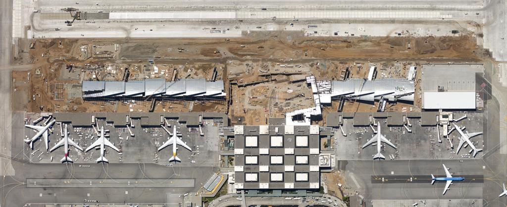 Lax Terminal Under Construction