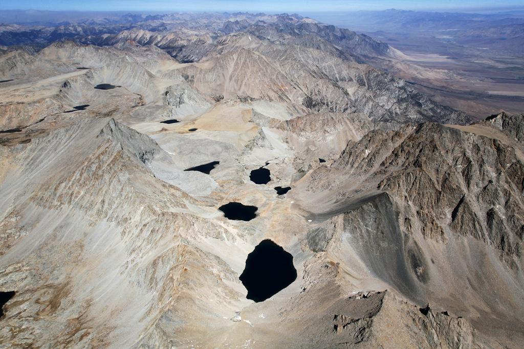 Tyndall-Williamson Basin